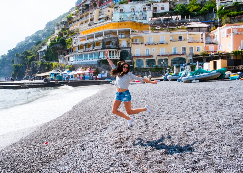 HANNAH SHELBY: Positano Photo Diary + Travel Guide
