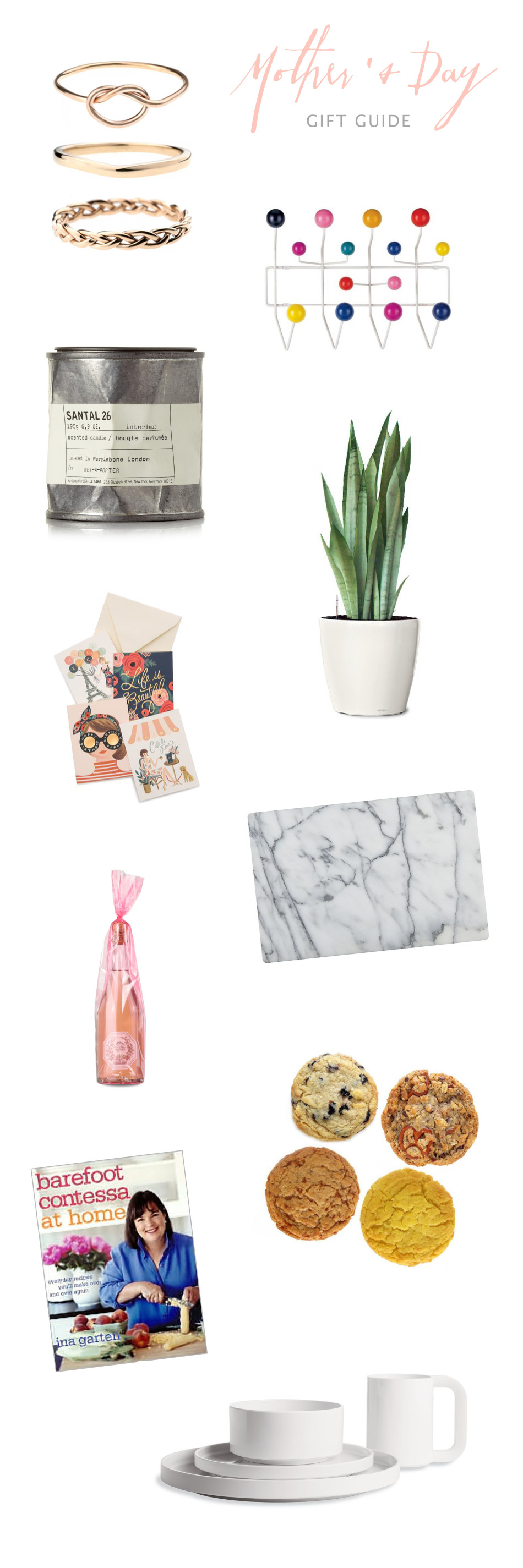 HANNAH SHELBY: Mothers Day Gift Guide