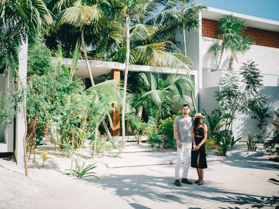 HANNAH SHELBY: Shooting Around Tulum
