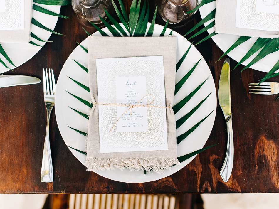 HANNAH SHELBY: Tulum Wedding