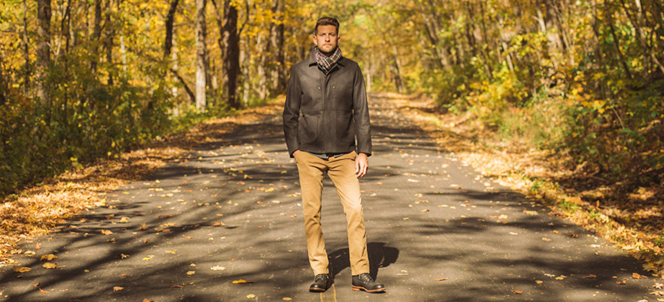 Menswear Fall Lookbook Wisconsin