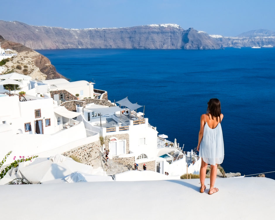 HANNAH SHELBY: Santorini | Photo Diary + Travel Guide