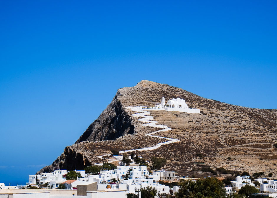 HANNAH SHELBY: Folegandros, Greece | Photo Diary + Travel Guide