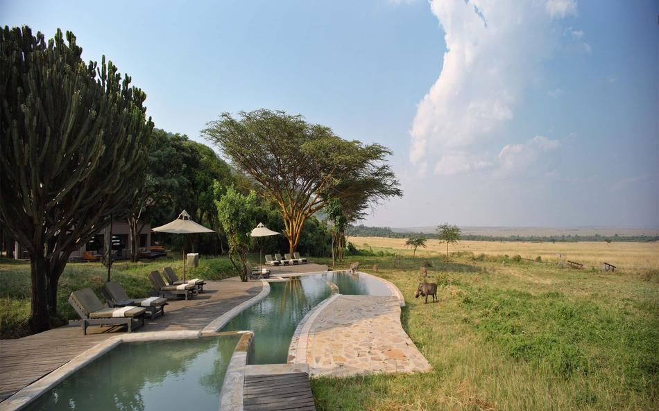 Hannah Shelby: Hotel Lust: andBeyond Kichwa Tembo
