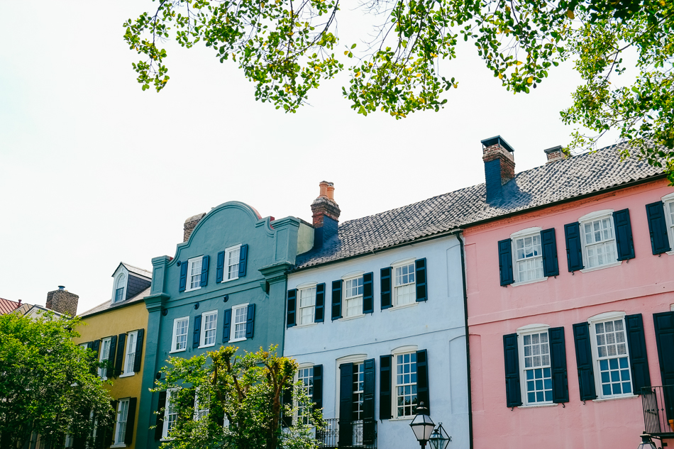 HANNAH SHELBY: Charleston Travel Guide