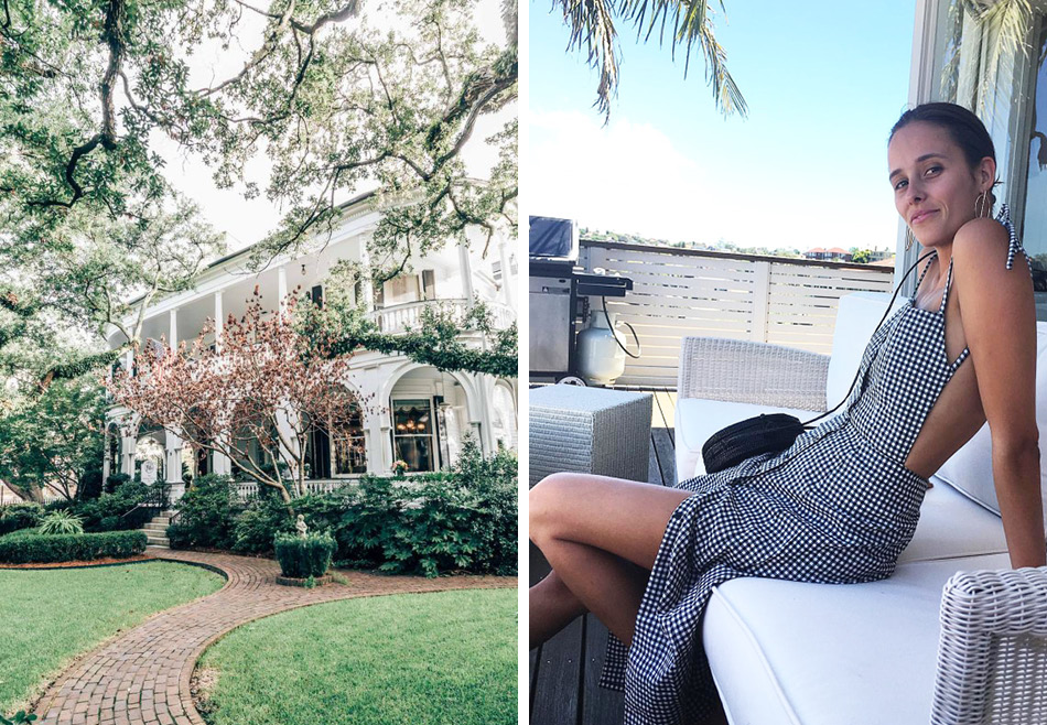 HANNAH SHELBY: Charleston Packing Guide