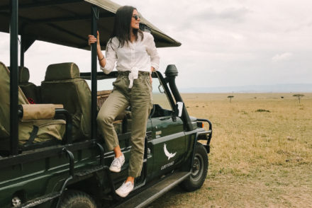 HANNAH SHELBY: Masai Mara Safari: Photo Diary + Travel Guide