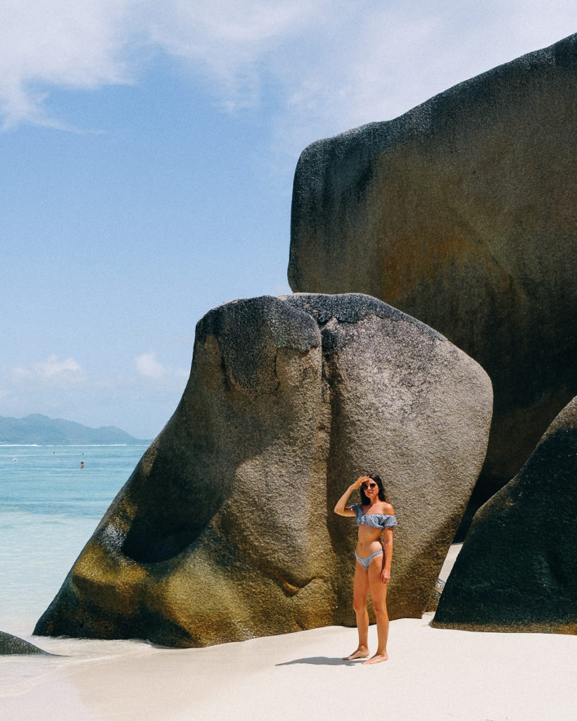 HANNAH SHELBY: La Digue Seychelles Photo Diary + Travel Guide