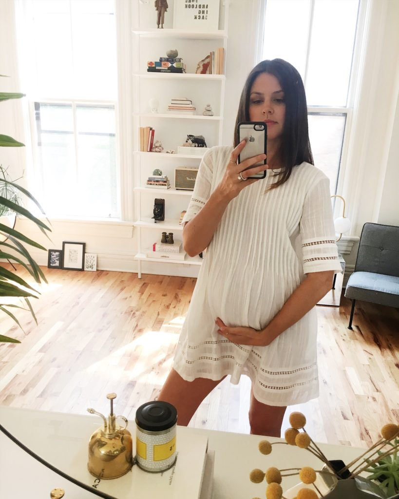 HANNAH SHELBY: Dressing the Bump